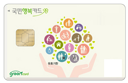 국민행복카드 이미지