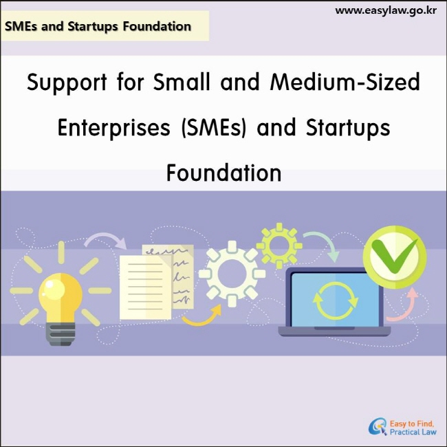 Support for Small and Medium-Sized Enterprises (SMEs) and Startups Foundation