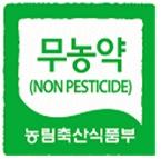 무농약농산물 인증표시