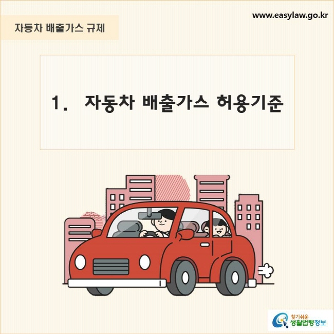 자동차 배출가스 규제